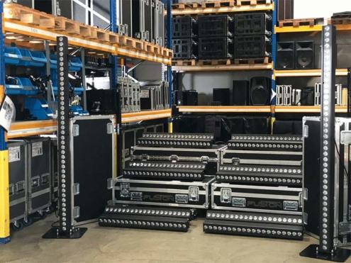 Fusion Stick FS20 in der Vermietung bei 3p productions