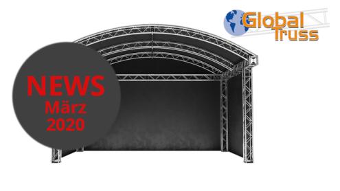Bühne für Ihr Event - 3p productions Veranstaltungstechnik
