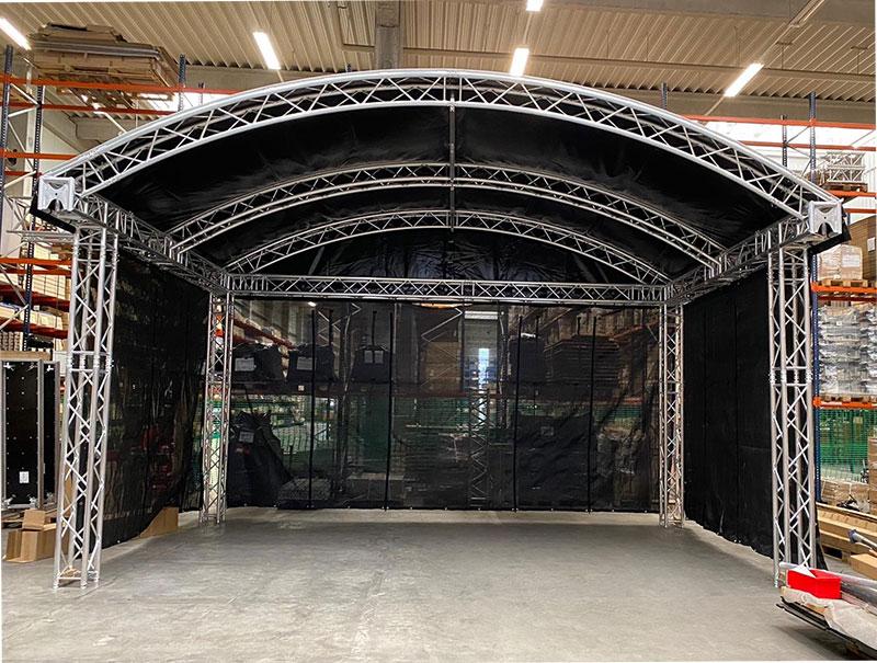 Bühnentechnik mieten - 3p productions Eventservice