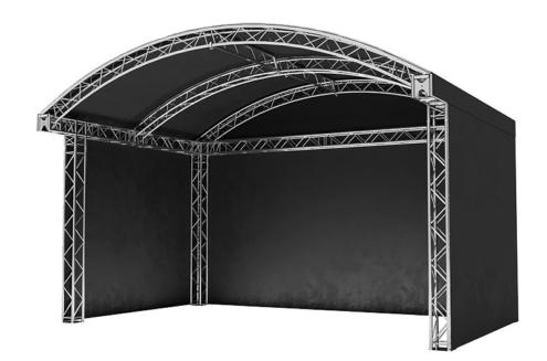 Bühnenverleih - 3p productions Eventagentur